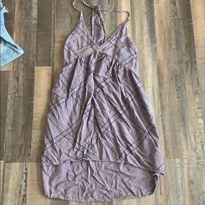 Purple O'Neill Dress